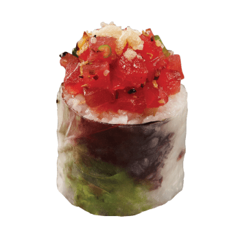 Blossom Sesame Tuna
