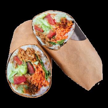 Sushi Burrito Veggie