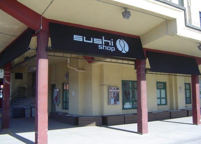 Sushi Shop Atwater Market