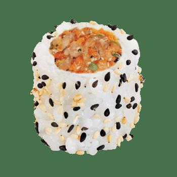 Hosomaki Syake tempura