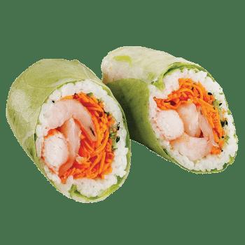 Spring Maki Shrimp