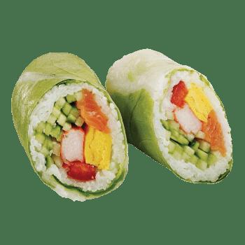 Spring Maki Salmon