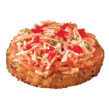 Sushi Pizza Authentik