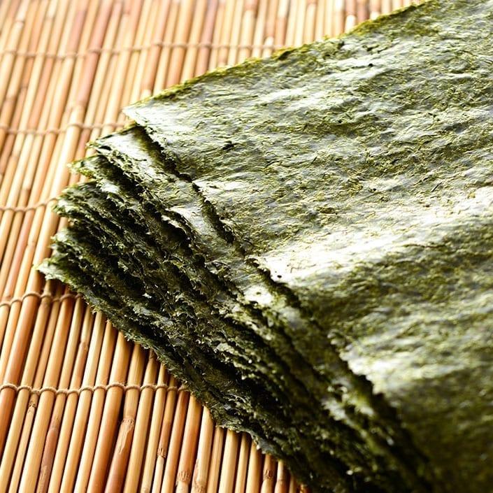 Les algues nori