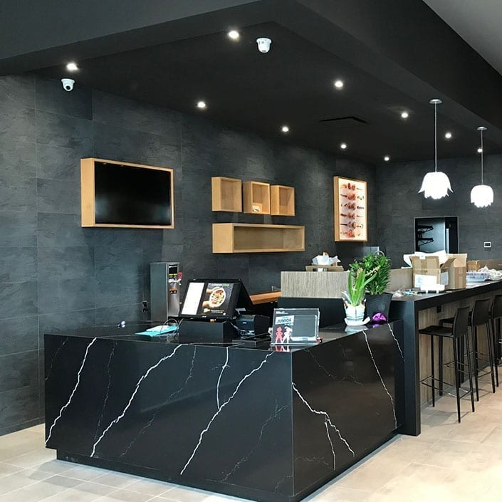 New Sushi Shop Boutique in Place Laval 440