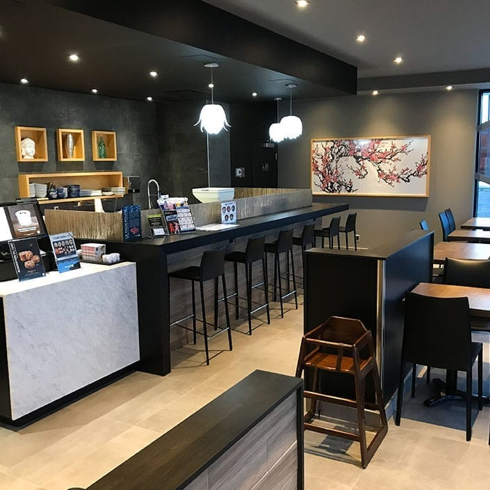 New Sushi Shop Boutique in Sainte-Marie
