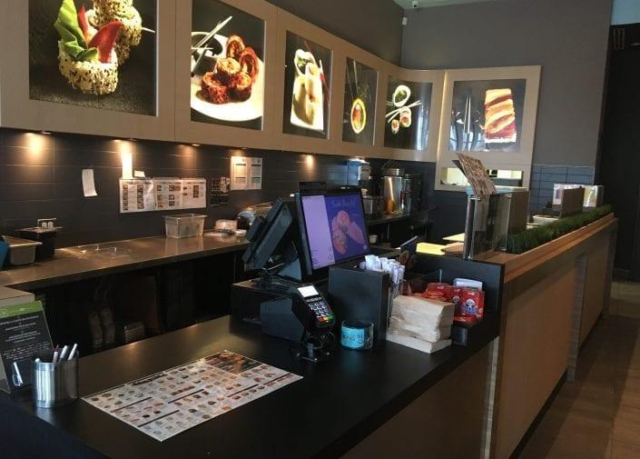Sushi Shop Restaurant Quartier Dix30