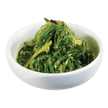 Appetizers and Salads Wakame