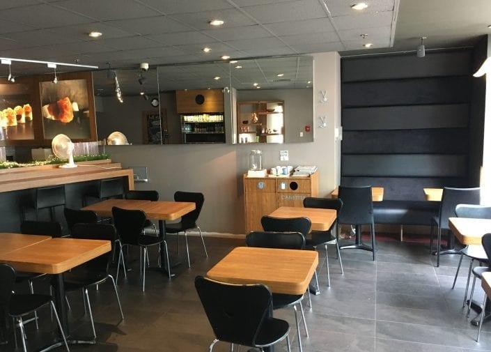 Dining room Sushi Shop Vieux-Montréal