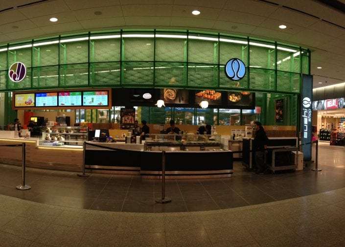 Sushi Shop Restaurant Aéroport Dorval