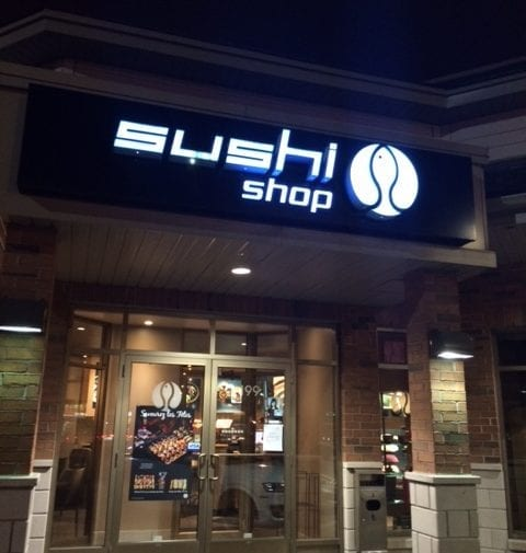 Sushi Shop Restaurant Rosemère