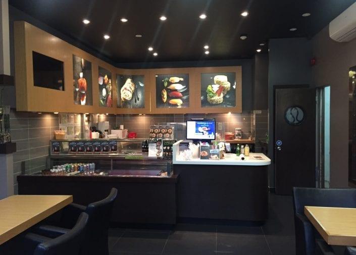 Sushi Shop Restaurant Westmount
