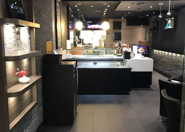 Sushi Shop Restaurant King Street