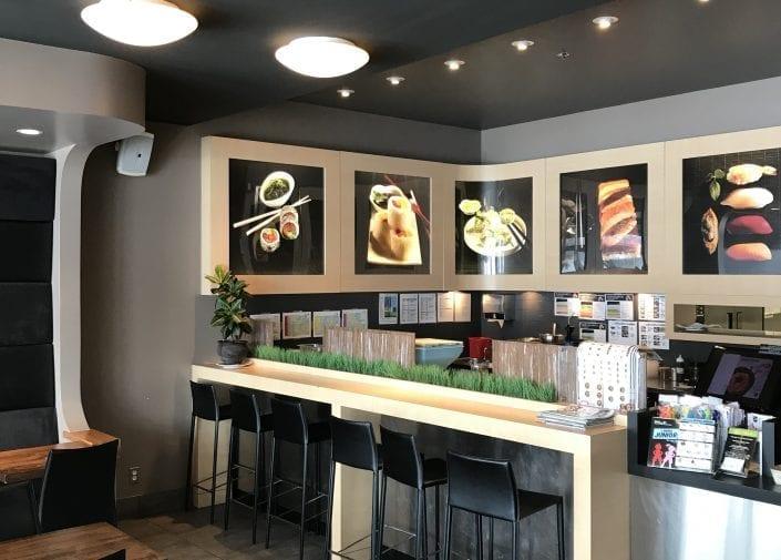 Sushi Shop Restaurant Victoriaville