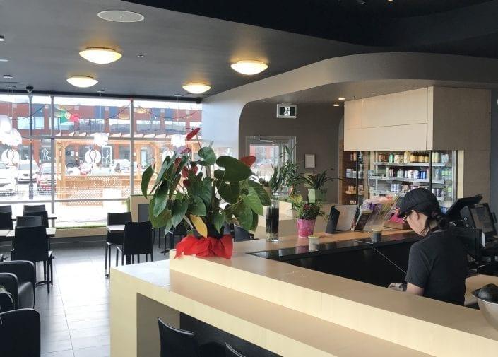 Sushi Shop Restaurant Mont Saint-Hilaire