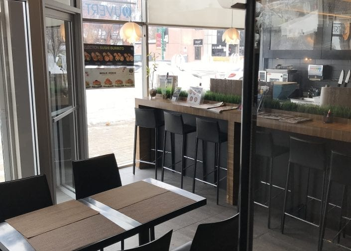 Sushi Shop Restaurant Repentigny