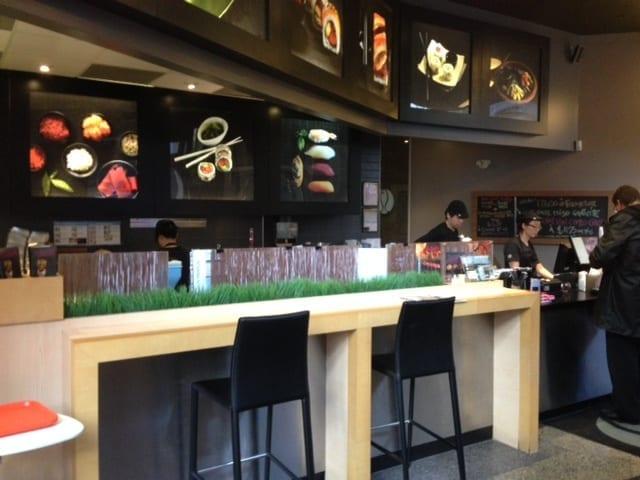 Sushi Shop Restaurant Maisonneuve/McGill College