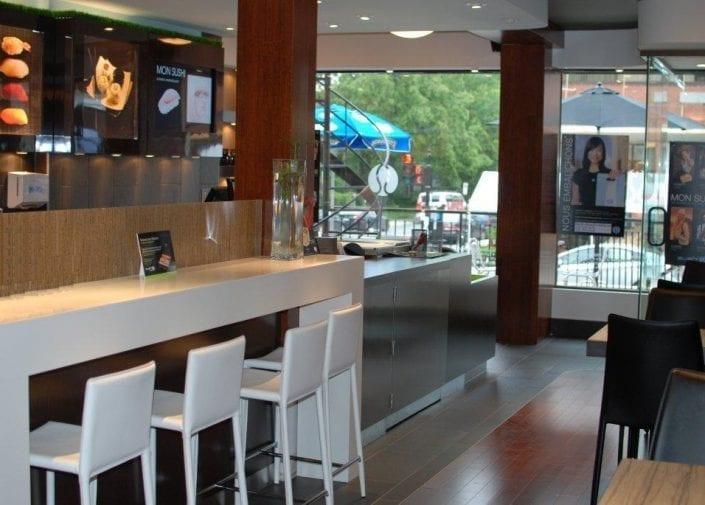 Sushi Shop Restaurant Monkland