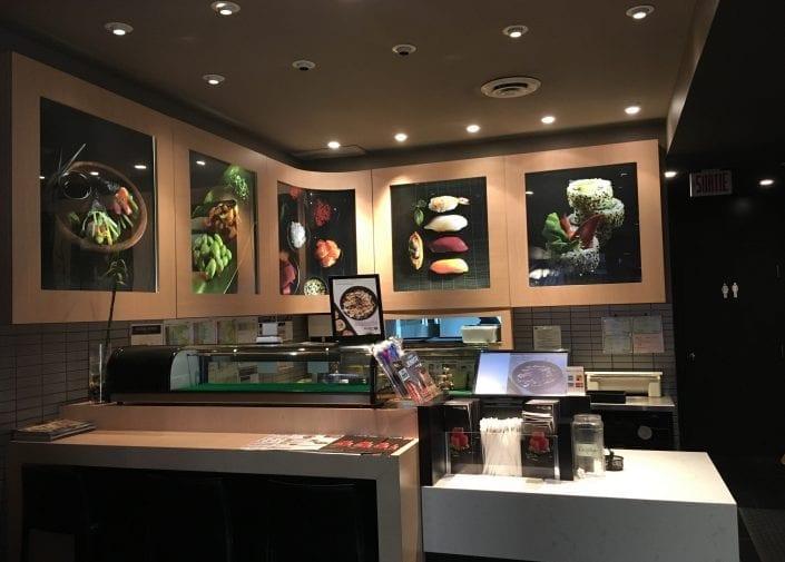 Sushi Shop Restaurant St-Martin