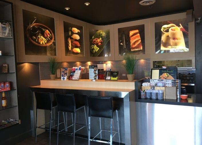 Sushi Shop Restaurant Sainte-Foy
