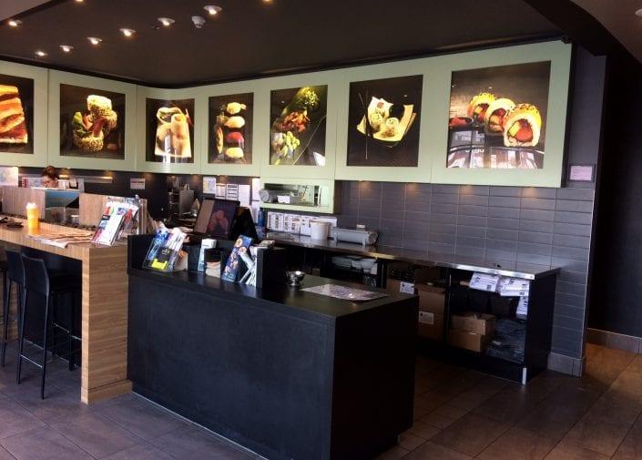 Sushi Shop Restaurant Lévis
