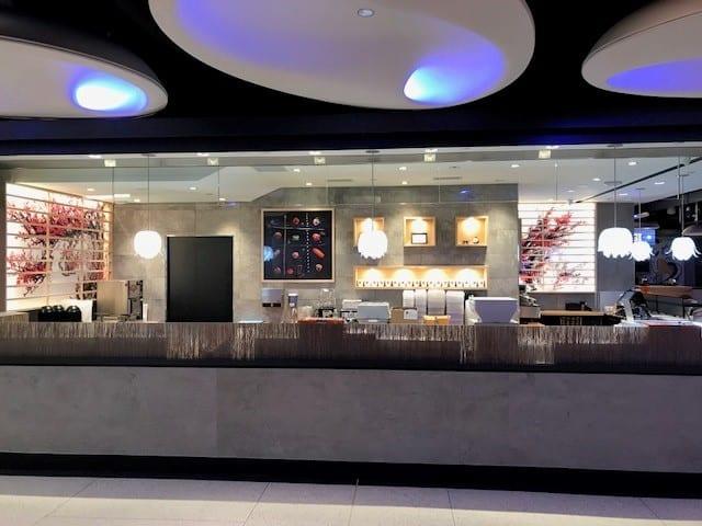 Sushi Shop Restaurant Union Station