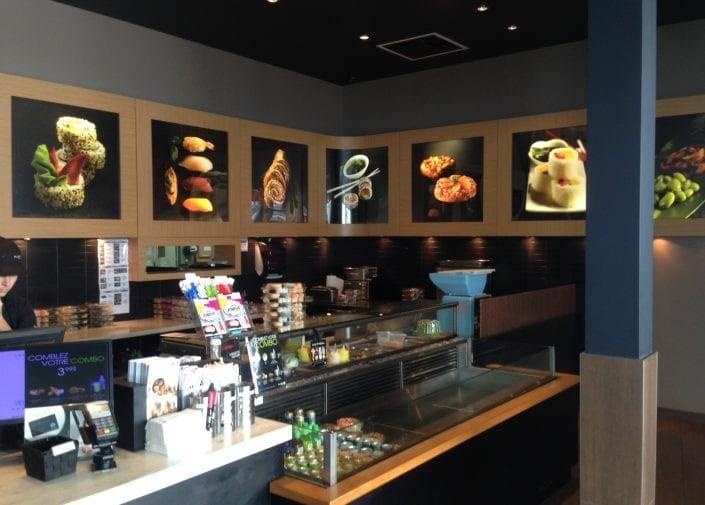 Sushi Shop Restaurant Sorel-Tracy