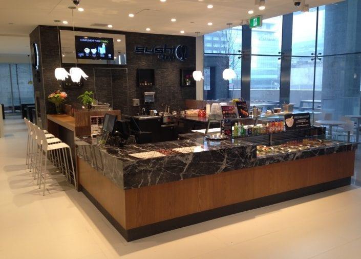 Sushi Shop Restaurant Southcore Financial
