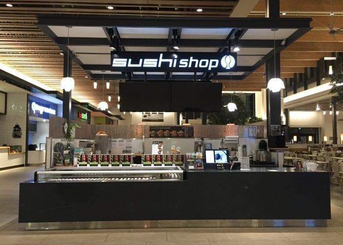 Sushi Shop Restaurant Winnipeg