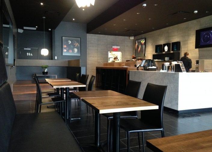 Sushi Shop Restaurant Val-Bélair