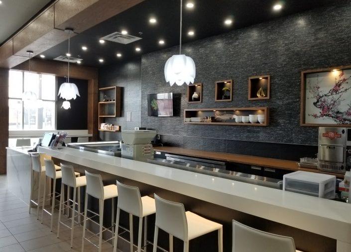 Sushi Shop Restaurant Deerfoot Meadows