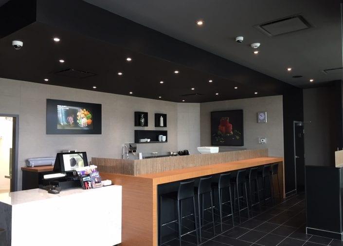 Sushi Shop Restaurant Charlesbourg / Orsainville