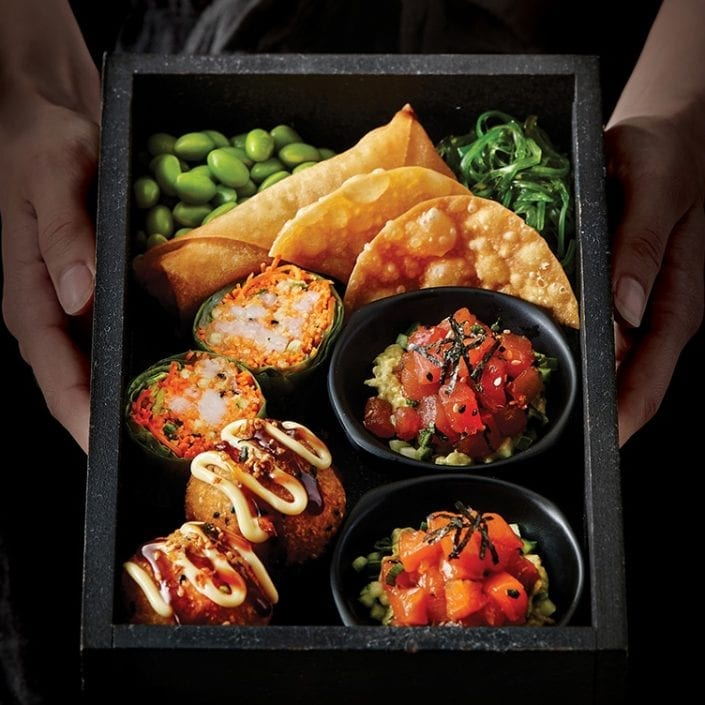 New Bento Boxes<br>Ready-to-go!