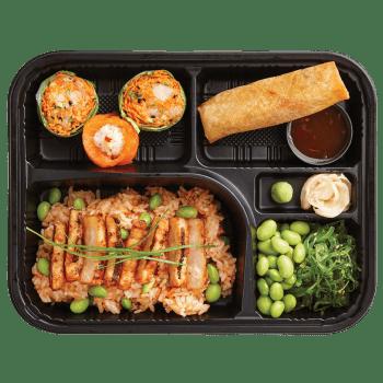 Bento Box Grilled Chicken
