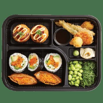 Bento Box Vegetarian