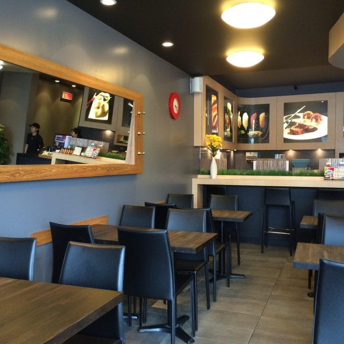 Reopening of Sushi Shop Chambly