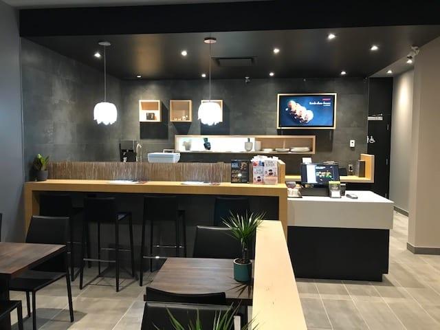 Réouverture de Sushi Shop Chambly