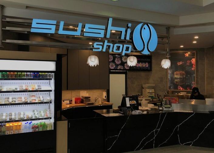 Sushi Shop North American Centre
