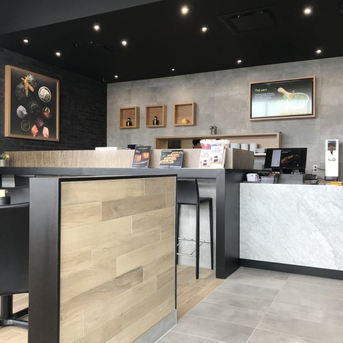 New Sushi Shop boutique in Lavaltrie
