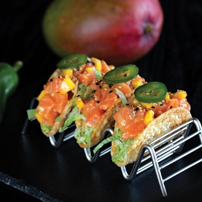 Tacos Mango Lover