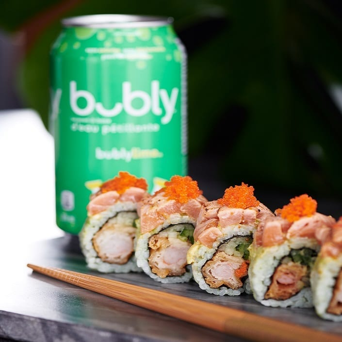 Promotion Maki Green Crush & Bubly