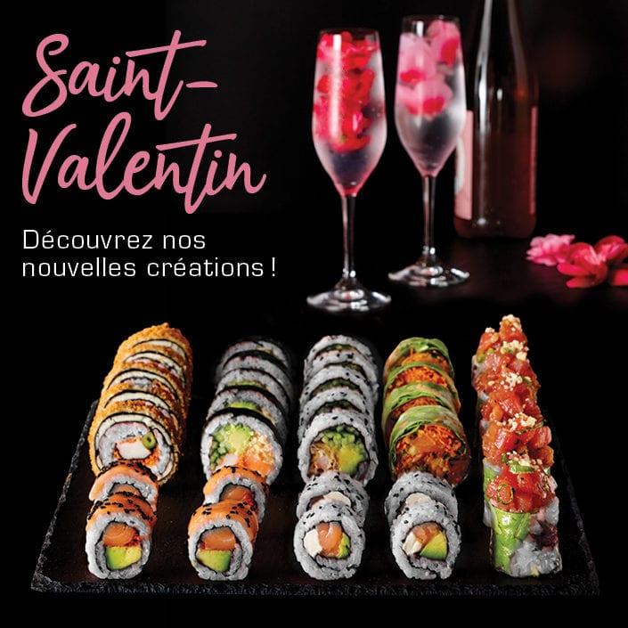 Promotions Saint-Valentin