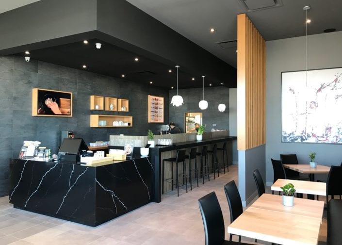 Restaurant Sushi Shop Place Laval